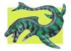 Sea Dragon by McSlackerton