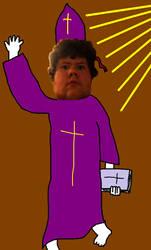Bishop Andy by LeesaaSlipsun
