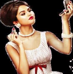 Selena Gomez png 4 by diamondlightart