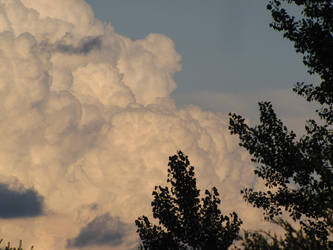 Beautiful Clouds of Storm by Vierrick