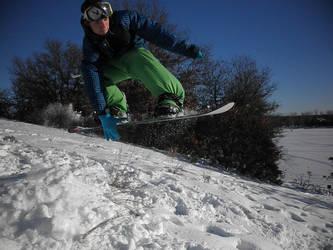 Snowboarder by Vierrick