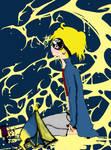 Knite Entry: Aidan-Lee Ming by LittleMeep