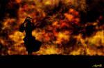 Firedance by megcat