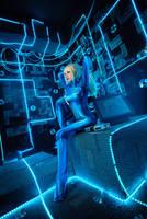 Metroid - Samus Aran by TENinania