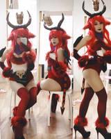 League of Legends - Little Devil Teemo by TENinania