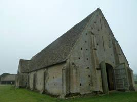 Old Barn by GoodUsername22