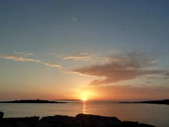 The Setting Sun by GoodUsername22