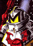 MOTU Horde Trooper Sketch Card by Barnlord