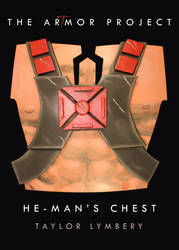 He-Man's Chest - Neozaz Artmor Art Piece by Barnlord