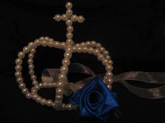 Bead Lolita Crown by Phantom-Shinigami