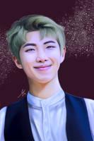 Namjoon: Sweeter Than Sweet by G-A-B-J-O-O-N