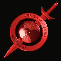 Terran Empire Communications Badge by ShadowhawkOne