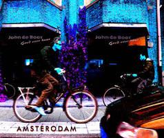 Amsterdam by petrpedros