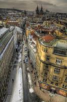 Prague by petrpedros