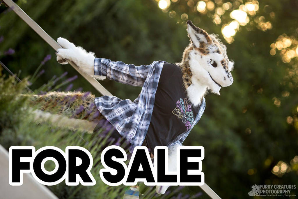 Sergal partial for sale by DireCreatures