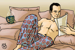 Phil Coulson's Day Off by Robinade