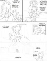 Page 4 Final Lineart by TargonRedDragon