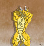 Check out my Abs by TargonRedDragon