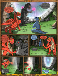 Journey to the Reploid Earth (1 of ?) by TargonRedDragon