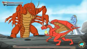 Hatchday: Quest Ten - Terror of the Draconic Seas by TargonRedDragon