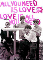 All you need is love O2 by stillinlovewithu