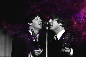 John and Paul by stillinlovewithu