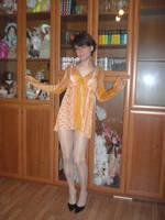 Mine cross dress 98 by LinaAir