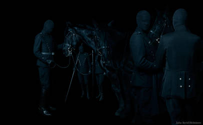 The Imperial Uhlans. by immanuel