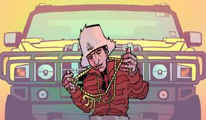 Topper Gangsta Gear by mmacklin