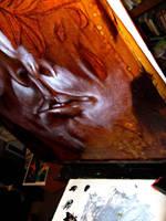 Painting in progress by mmacklin