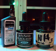 Black Tar Baby by mmacklin