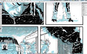 Comic Panels - Part Deux by mmacklin