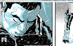 Comic Panels - Part Deux-A by mmacklin