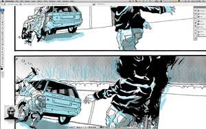 Comic Panels - Part Trois by mmacklin