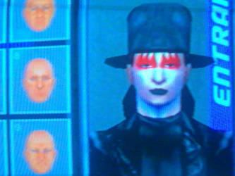 Marilyn Manson C.A.W by DemonSpirit666