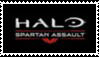 Halo: Spartan Assault Stamp by Hellblaze