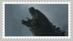 Godzilla Stamp 6 by Hellblaze