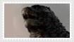 Godzilla Stamp 7 by Hellblaze