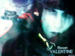 I am Vincent Valentine. by Chrona-X-Kid