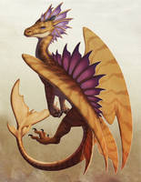 Sand Dragon by Scaleeth