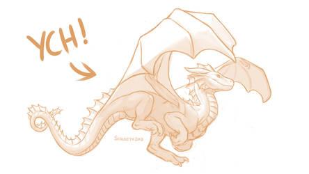 [CLOSED] Dragon / Wyvern YCH by Scaleeth