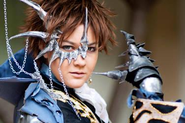 Syaoran: Razor Sharp by bekalou-cosplay