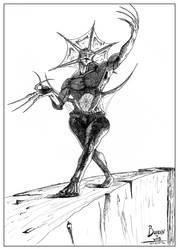 Burden A Web by ReSkull