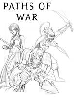 Paths of War by Coyotzin