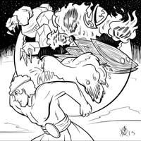 Greek Myths-Atlas by Coyotzin