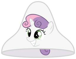 Sweetie Bell by Zalvixponian