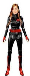 Amy Adams as AK Girl update by Dan Butcher by polycomical