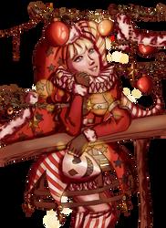 Secretsanta gift- ooooooh shiny! by Flame-Bloom