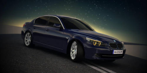 5 Series outdoor by montaser