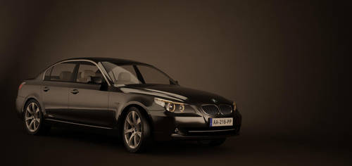 5 Series The Elegance by montaser